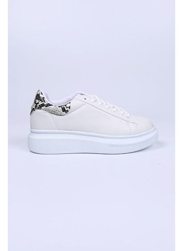 Female Project Beyaz Sneaker Beyaz